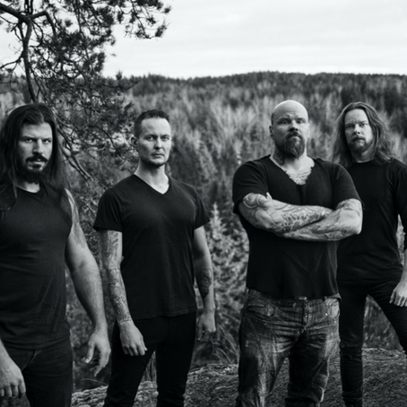 """WOLFHEART Releases Official Music Video forNew Track """"The Hammer"""""""