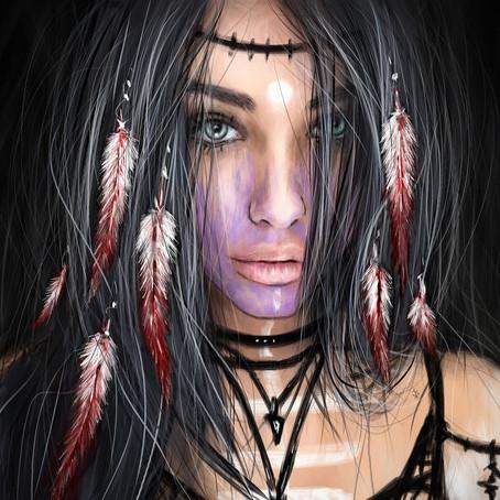 Justin Gedak. Surreal Gothic Fantasy Art.