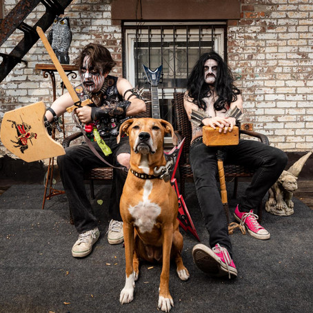 """WITCH TAINT Premiere """"Death to Death Metal"""" Video via Metal Injection"""