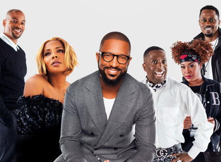 Top Morning Favorite, The Rickey Smiley Morning Show, Extends Its Reach to a New Audience Rickey Smi