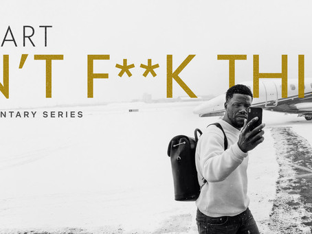 Netflix releases the official trailer for Kevin Hart: Don't F**k This Up
