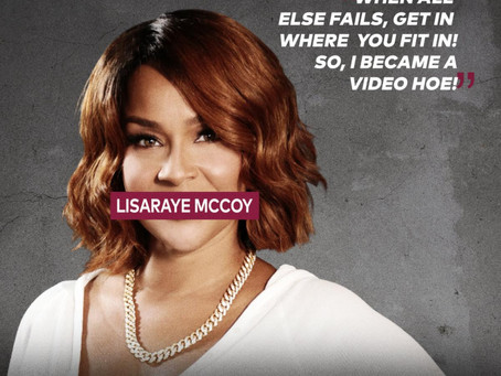 ACTRESS LISARAYE MCCOY GETS REAL ON THE NEXT EPISODE OF UNCENSORED,