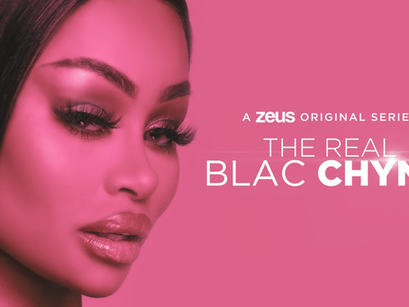 Red Carpet Blac Chyna on the Real Blac Chyna Premiere