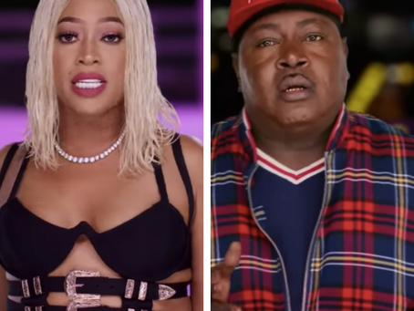 "BMI Honors Trina""Trick Daddy wanted me to just talk trash"""