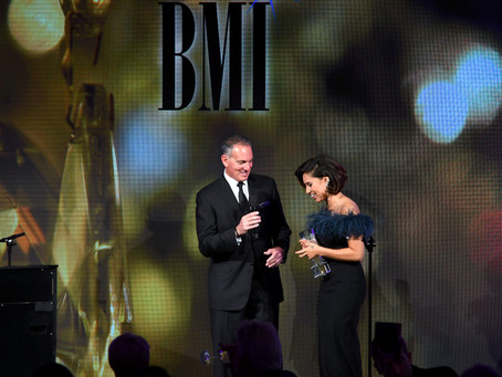 NOEL GALLAGHER AND THE WORLD'S TOP SONGWRITERS HONOURED AT 2019 BMI LONDON AWARDS