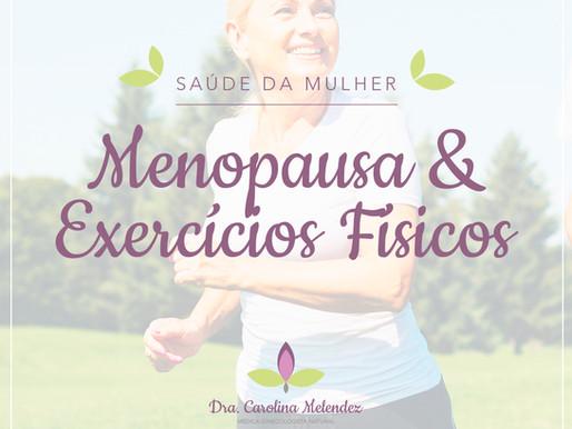 Menopausa e exercícios físicos