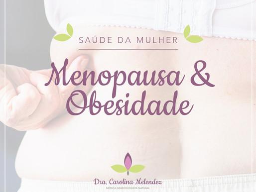 Menopausa e Obesidade