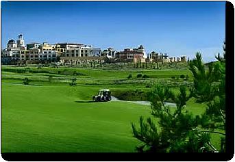 Golf in Benidorm