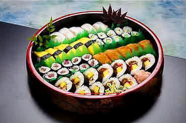 Sushi Bar JT Ryokucha - Best Sushi Restaurant in Altea