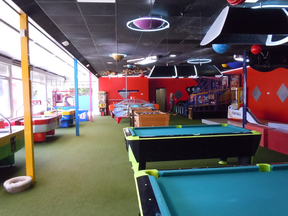 Fun things for kids in Altea - Mini Golf and Games Arcade