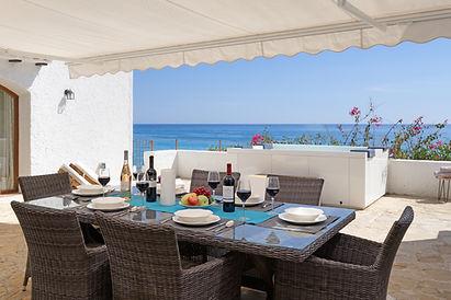 Villajoyosa Long Term Rental Sea Views - Villa Poniente