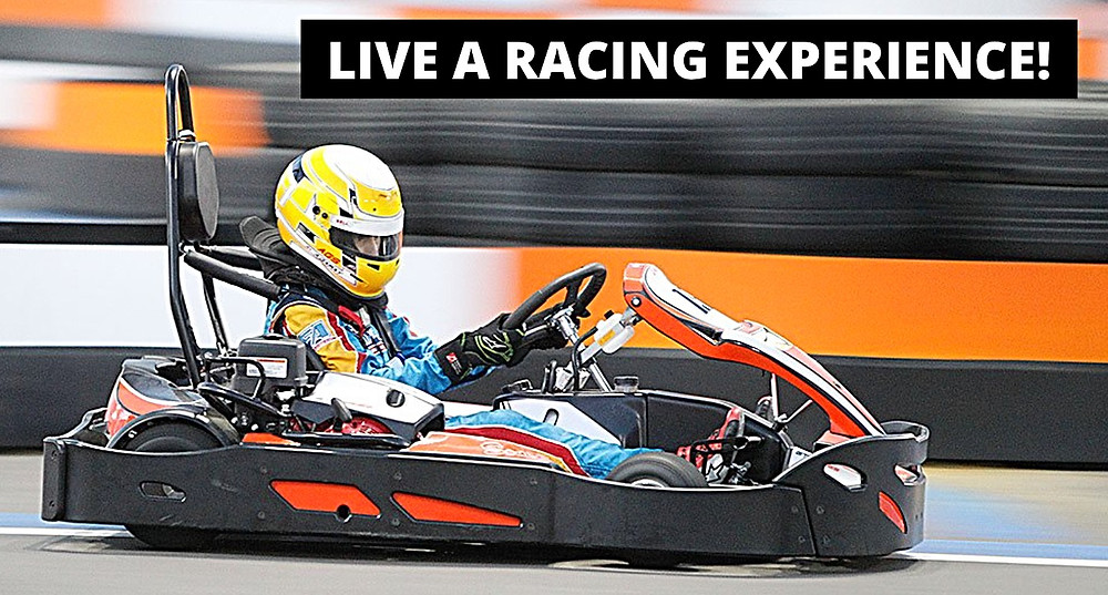 Go Karting while in Altea on vacation