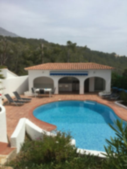 Holiday Altea - Villa Casa Anna Vacation Rental