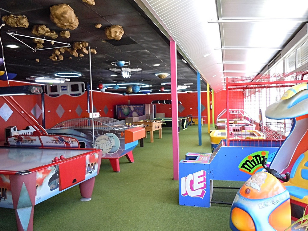 Games Arcade in Altea