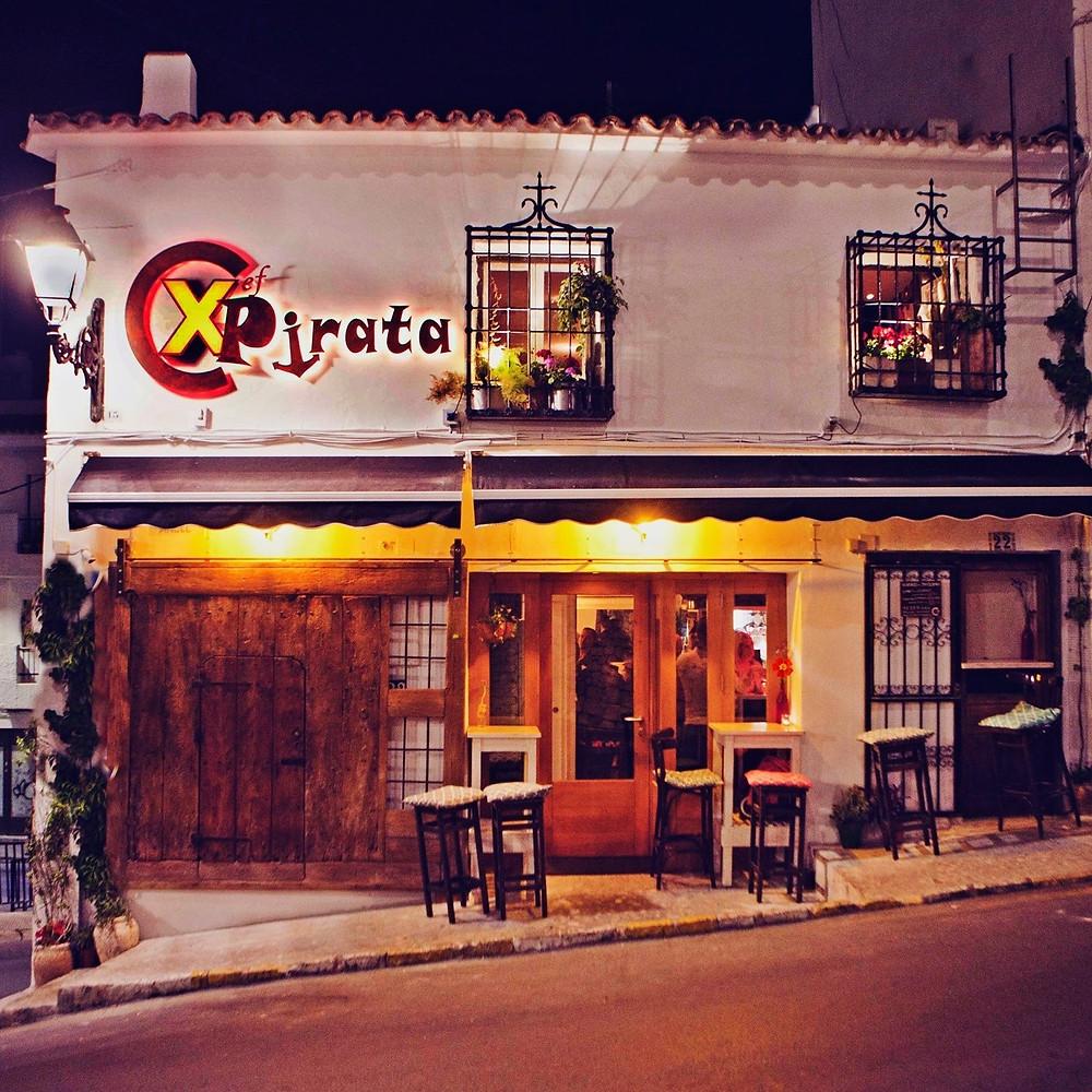 Xef Pirate - Gastro Bar Restaurant in Altea