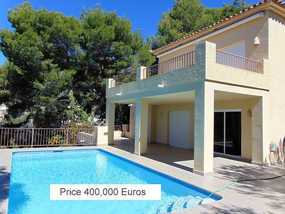 Villa for Sale Altea Costa Blanca – Try El Forat before you buy IT!