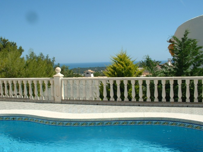 Holiday Villas To Rent In Altea Spain Sleep
