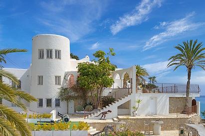 Villajoyosa Long Term Rental Sea Views - Villa Scirocco