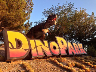 Dino Park Algar - fun things for Kids in Altea