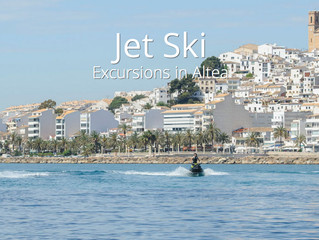 Jet Skis in Altea - Jet Skis for hire in Altea