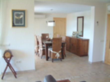 Villa for rent in Altea, Casa Rui - Holiday Altea