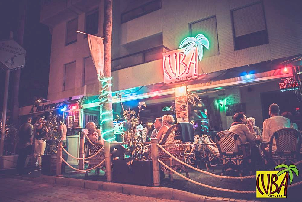 Cuba Bar, Albir