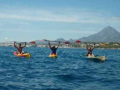Kayak tour in Altea