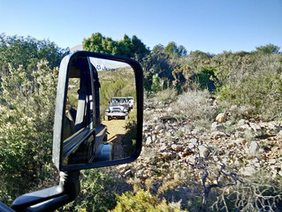 Jeep Safari 4x4 off road adventure in Altea