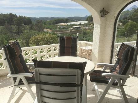 Holiday Altea - Villa La Serella Vacation Rental