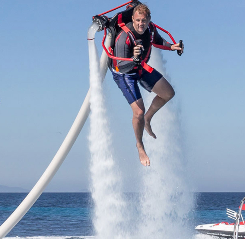 JetPack in Altea - Watersports in Altea