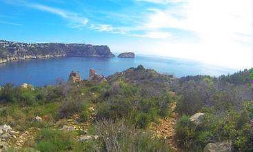 HIKING TOUR AT CASTEL DE GRANADELLA, MORAIRA