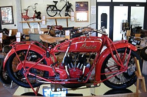Historical Motorcycle Museum Guadalest
