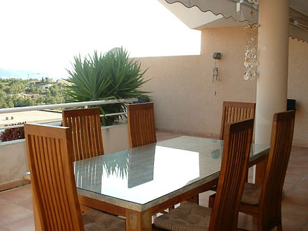 Apartment for rent i Altea la Vella