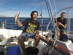 Fishing trips in Altea