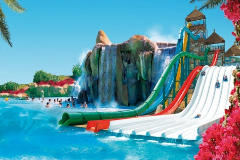 Fun things to do with kids in Altea - Aqualandia water park