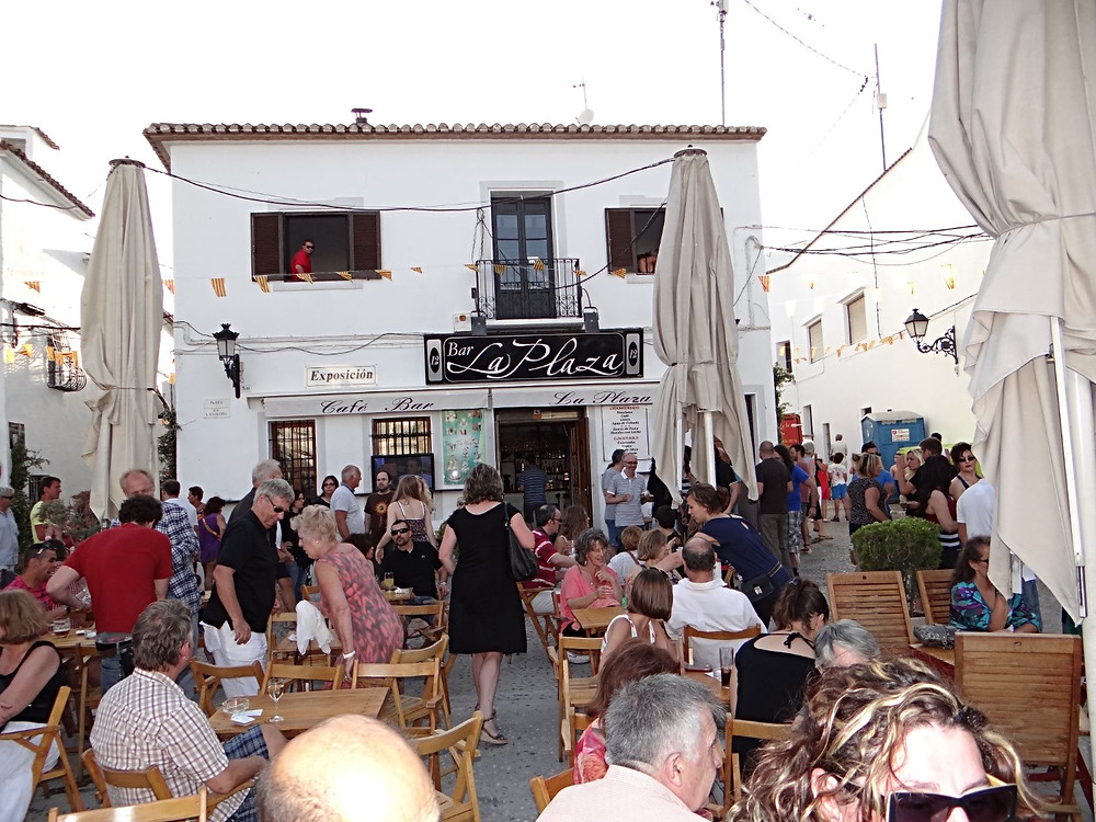 Bar La Plaza - Altea Nightlife