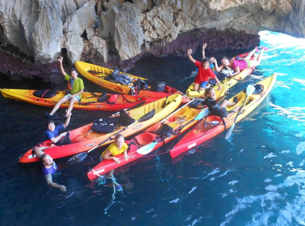 Kayak and Snorkeling tour in Altea