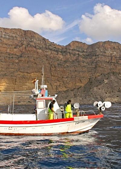 Guided fishing trips in Altea