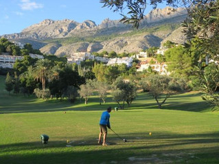 Golf Courses in Altea and Alicante Region
