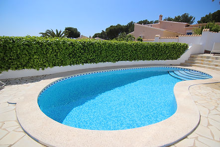Casa Patricia 4 bedroom house with Swimming Pool for rent in Altea