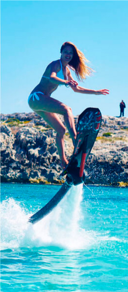 Hoverboard in Altea - Watersports in Altea