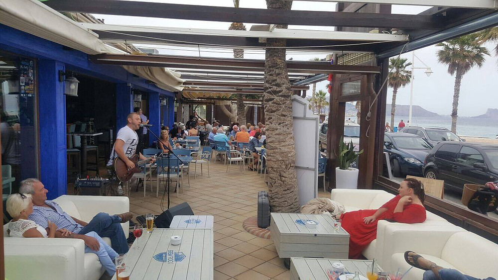 Brew Rock in Altea