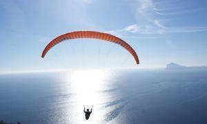 Paragliding Costa Blanca - Altea, Benidorm, Alicante and more