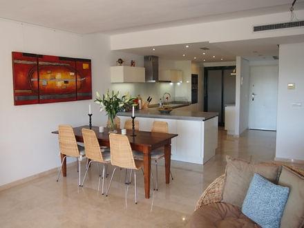 Apartment for rent in Altea