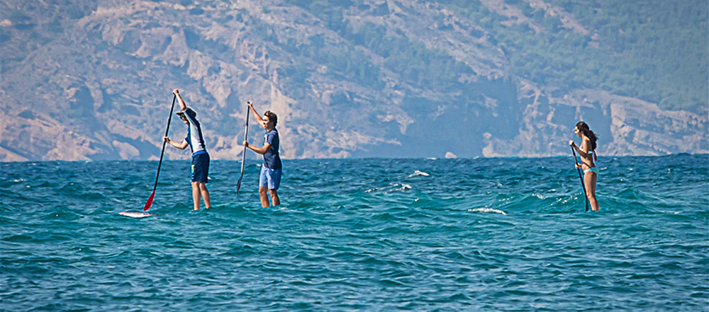 SUP and Paddleboard in Altea