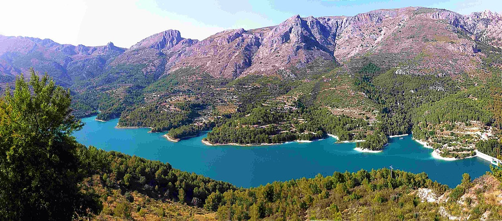 Hiking in Guadalest - Things to do in Altea