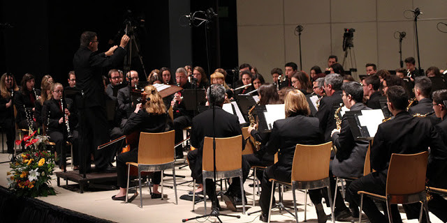 Free Concert in Altea Symphonic Band of the Alteanese