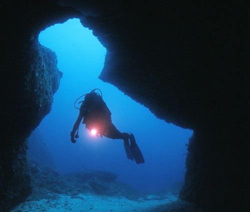 Scuba Diving in Altea - PADI speciality courses by Greenwich Diving