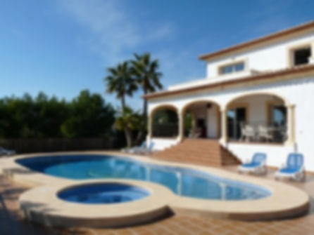 Holiday Altea - Villa Casa Rui Vacation Rental