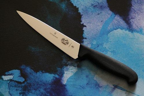 Victorinox 15cm Cook's Knife, Black Handled